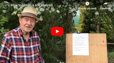 how to obtain a soil analysis