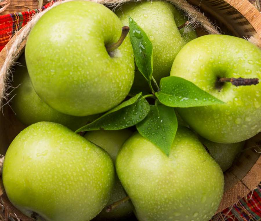 greensleeves apple