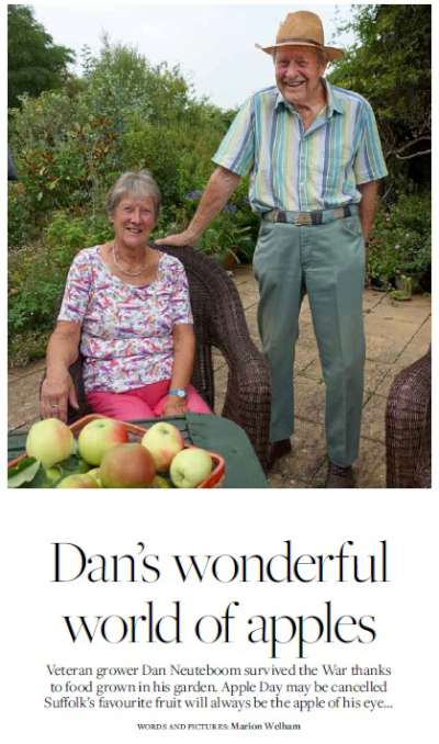 Suffolk magazine article